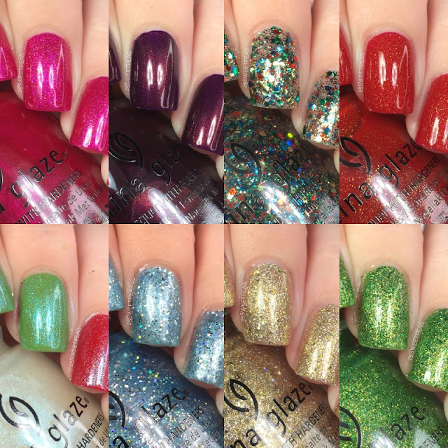 China Glaze Grinch Collection