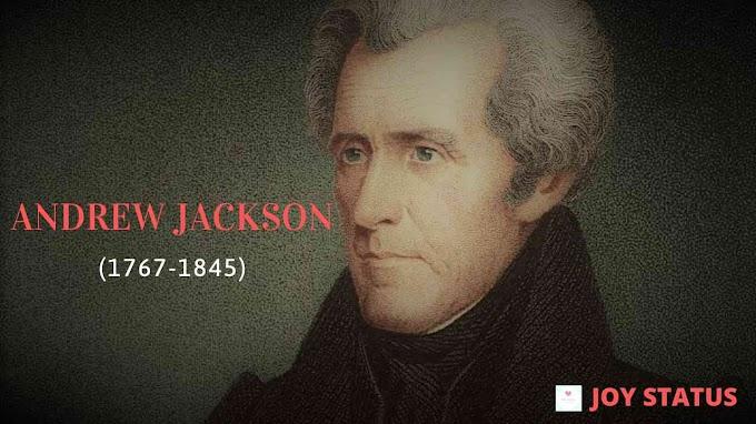 Top 20 Andrew Jackson Quotes