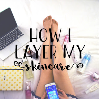 DSC_0141 How I Layer my Skincare MAKEUP