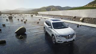 Renault Koleos Data Uscita, Presentazione e Ultime Notizie