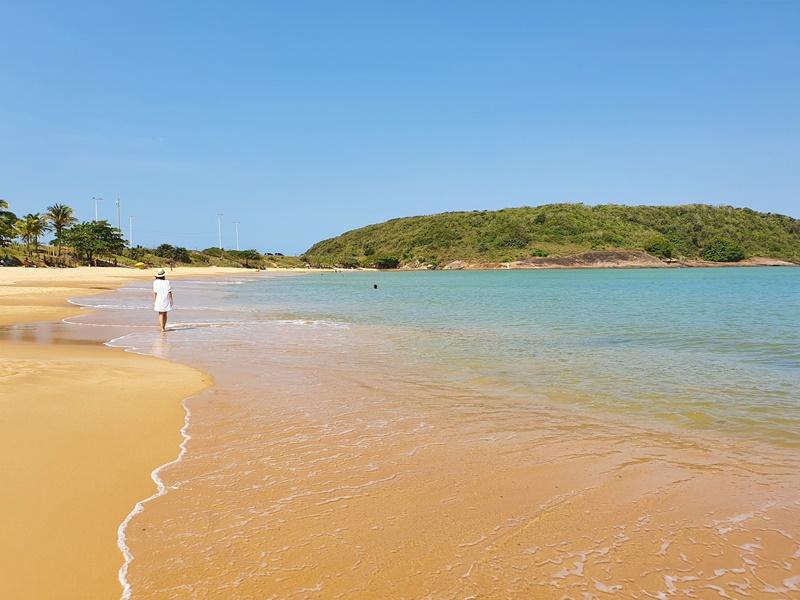 Praia de Guarapari, Litoral Sul