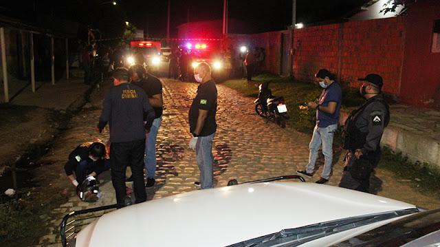 Jovem de 23 anos é morto a tiros nos Pintos em Mossoró, RN
