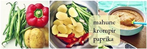 kasica od mahuna krompira i paprike