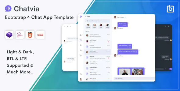 Chat App Template