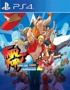 FATAL FURY BATTLE ARCHIVES VOL.2 PS4