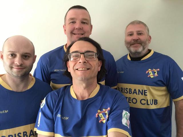 Brisbane players