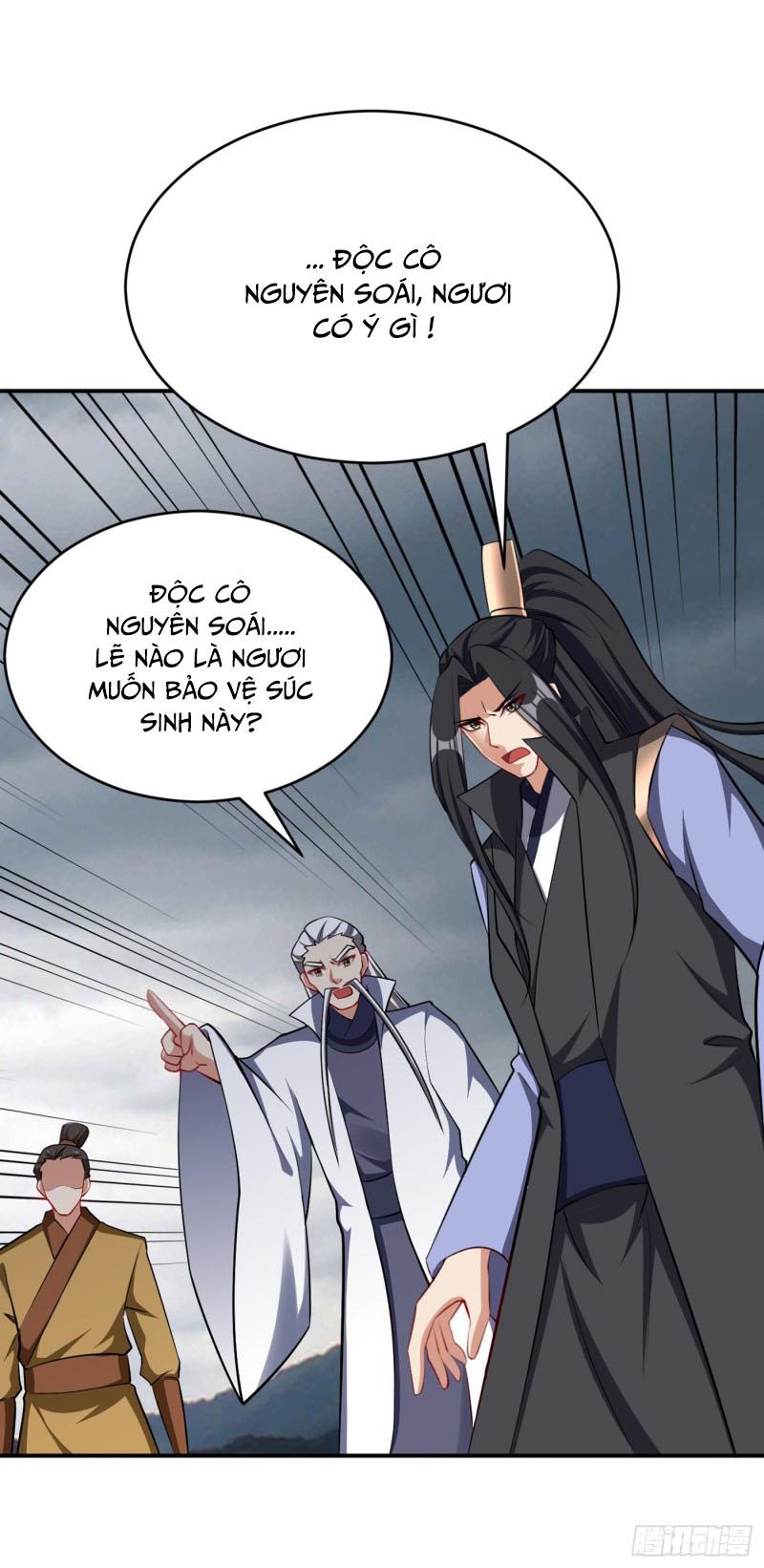 Yêu Giả Vi Vương chap 113 - Trang 21