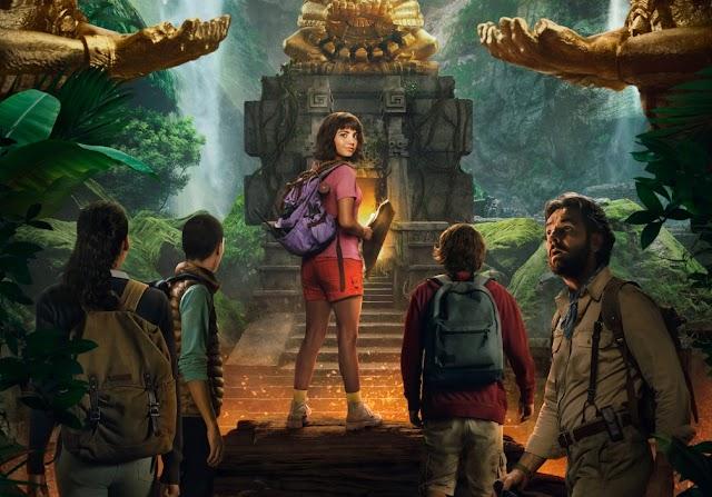 'Dora e a Cidade Perdida' ganha primeiro trailer