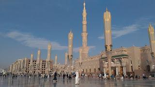 Berangkat Menuju Masjid