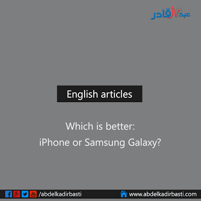 Which is better: iPhone or Samsung Galaxy