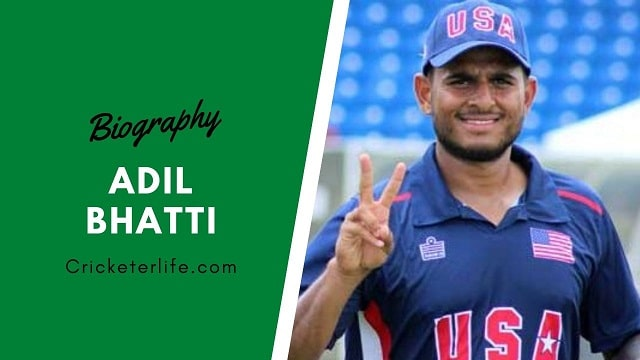 Adil Bhatti cricketer Profile, age, height, stats, wife, etc.