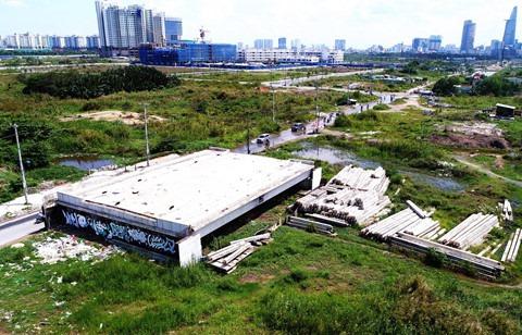 Cận cảnh các dự án sai phạm ở khu đô thị Thủ Thiêm ảnh 11