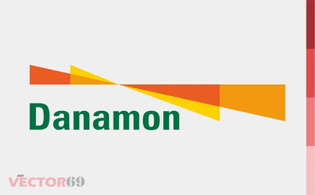 Logo Bank Danamon - Download Vector File PDF (Portable Document Format)