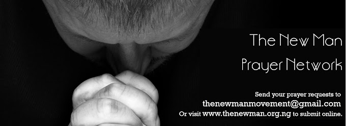The New Man Prayer Network