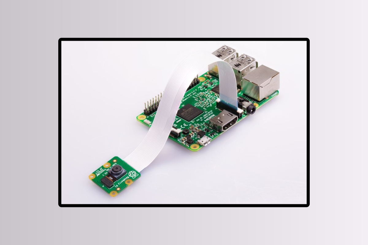 Come creare una IP Camera con Raspberry Pi