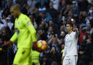 مباراة ريال مدريد وفالنسيا تضع زيدان تحت ضغط
