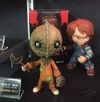 Toy Fair 2017: Mezco's Horror Toys Trick R Treat Vinyl Figure