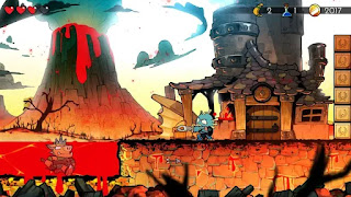 Wonder Boy Dragon Trap Apk Download