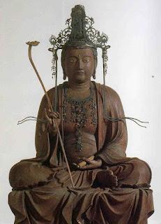 常楽寺・文殊菩薩像