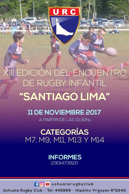 """Se viene una nueva edición del """"Santiago Lima"""""""