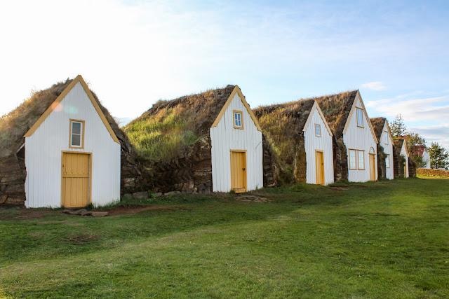 Casas de turba de Glaumbær