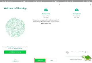 Cara Memulihkan Pesan WhatsApp Yang Di Dihapus