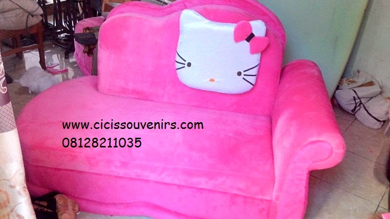 Www Cicissouvenirs Sofa Karakter Hello Kitty Melody