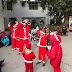 बच्चों ने धूमधाम से मनाया क्रिसमस   Children celebrated Christmas with great pomp