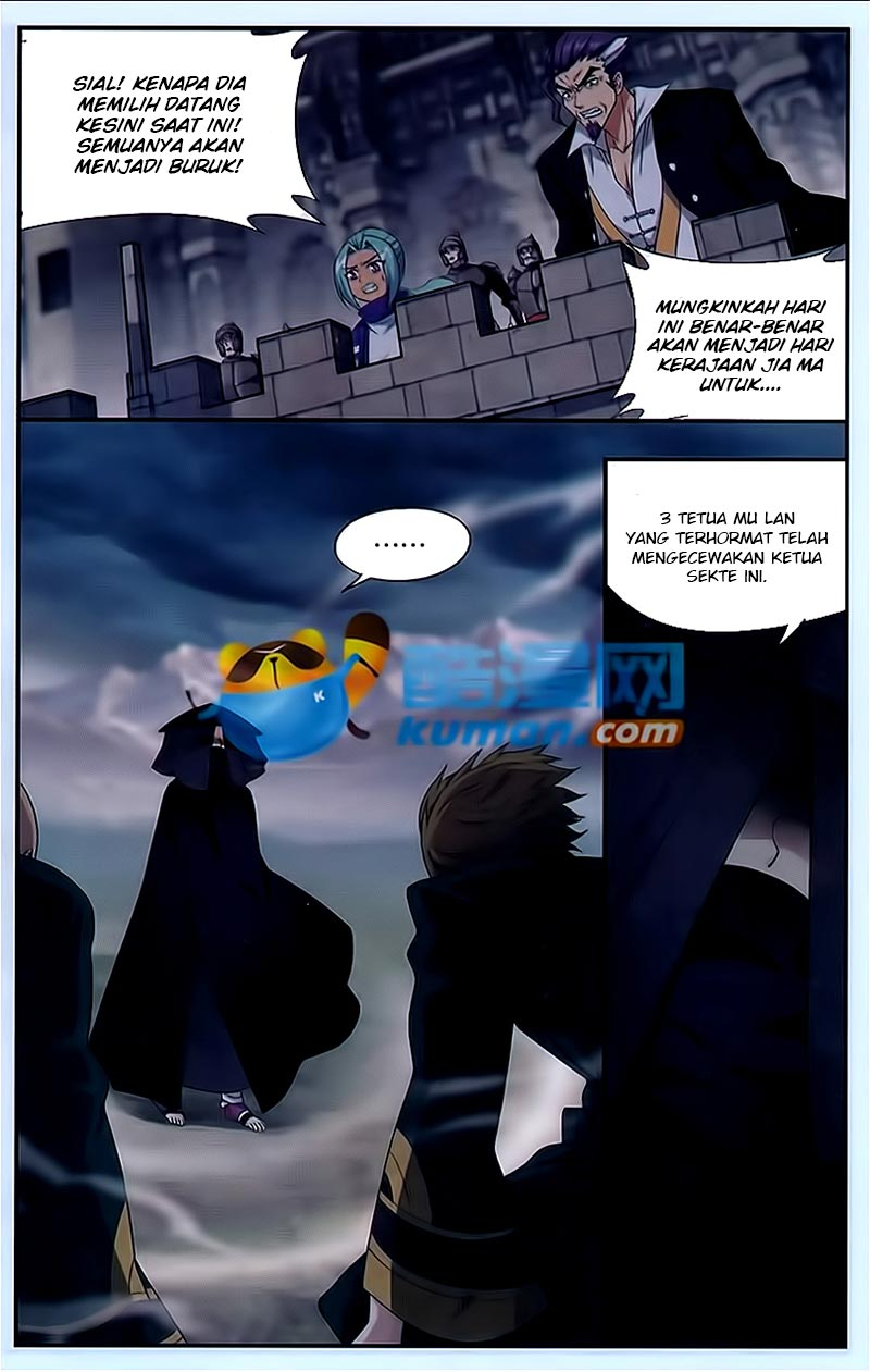 Battle Through the Heavens Chapter 178-31