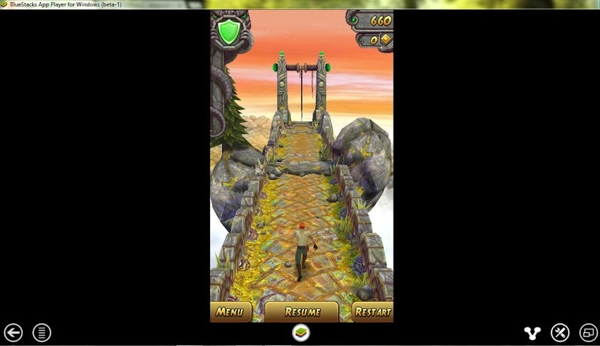 Download & Install Temple Run 2 Free on Bluestacks for PC
