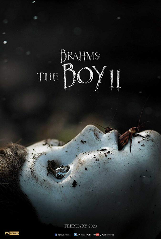 Horror, Mystery, Thriller, Brahms, The Boy II, Movie Review by Rawlins, Katie Holmes, Owain_Yeoman, Christopher Convery