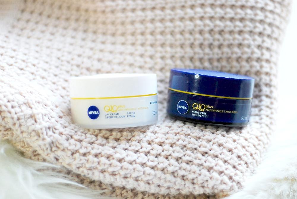 Nivea Q10 plus moisturizer review