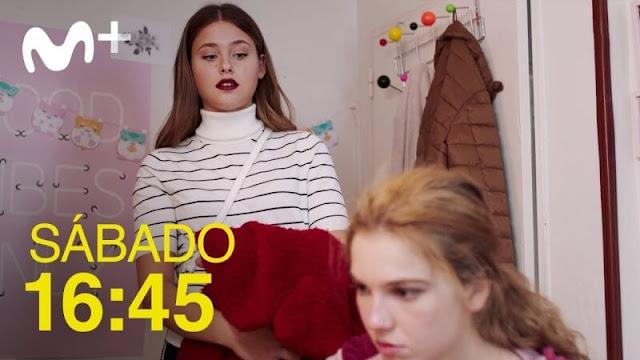 Review 'SKAM España' 3X03 – 'Lo de Viri'