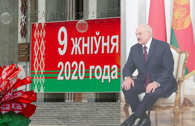 Позиция Шаина Алиолу по выборам в Беларуси
