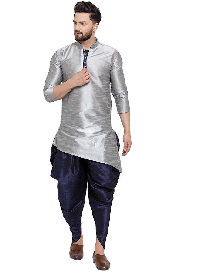 Dupion Kurta Pajama Collection | Price Up To Rs 800