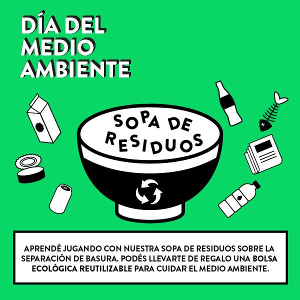 Los centros comerciales de IRSA CP celebran el Día Mundial del Medio Ambiente
