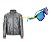 """Concorso """"Imola PETRONAS Challenge"""" : vinci gratis 14 giacche e 280 paia di occhiali da sole ( 21 premi ogni giorno)"""