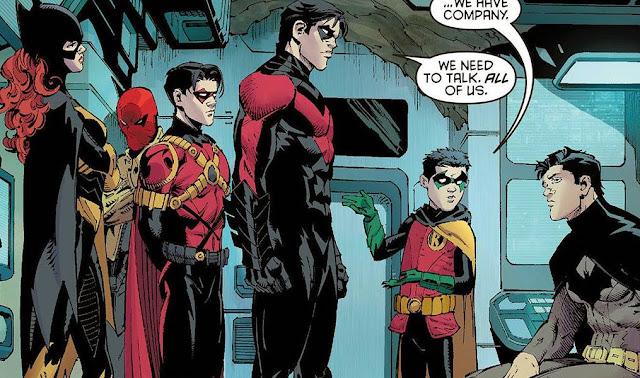 Daftar Robin Sang Sidekick Batman, dari Dick Grayson sampai Damian Wayne