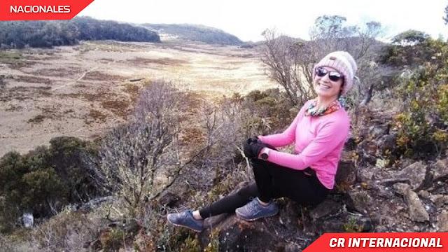 Mujer desaparecida en Cerro Chirripó