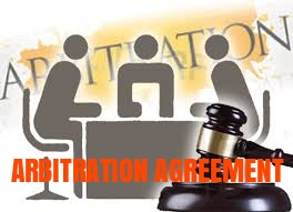 sample-format-arbitration-agreement