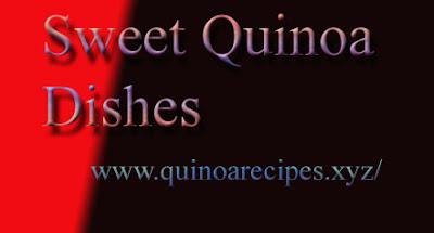 Quinoa Dishes