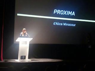 Alice Winocour présente son film
