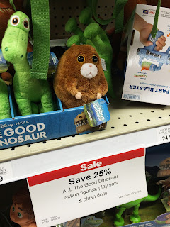 good dinosaur gopher plush