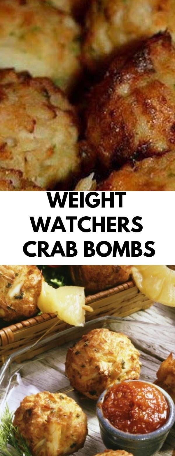 Weight Watchers Crab Bombs #crabbombs,weightwatchers