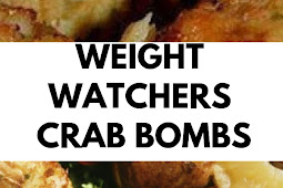 Weight Watchers Crab Bombs