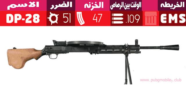 اقوى سلاح في تدمير العدو ببجي موبايل