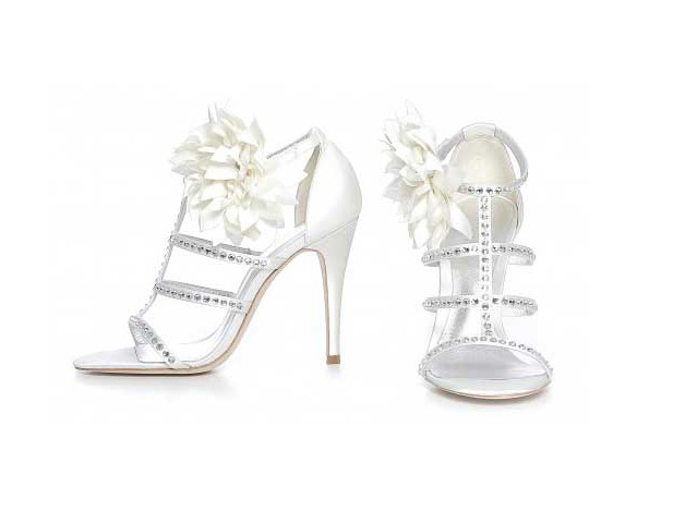 Bourne Lacey Wedding Shoes Designs