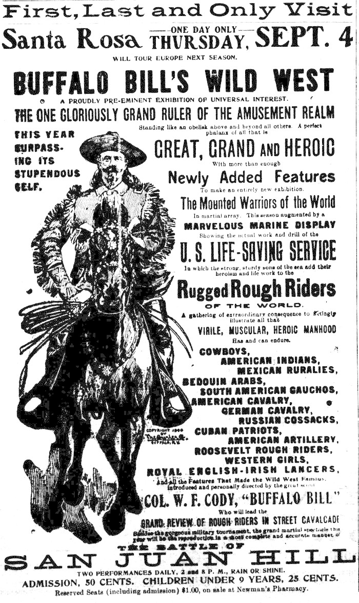 buffalo bill research paper Heroes of the plains, or lives and adventures of wild bill, buffalo bill and other celebrated indian fighters st wild bill hickok gunfighter.