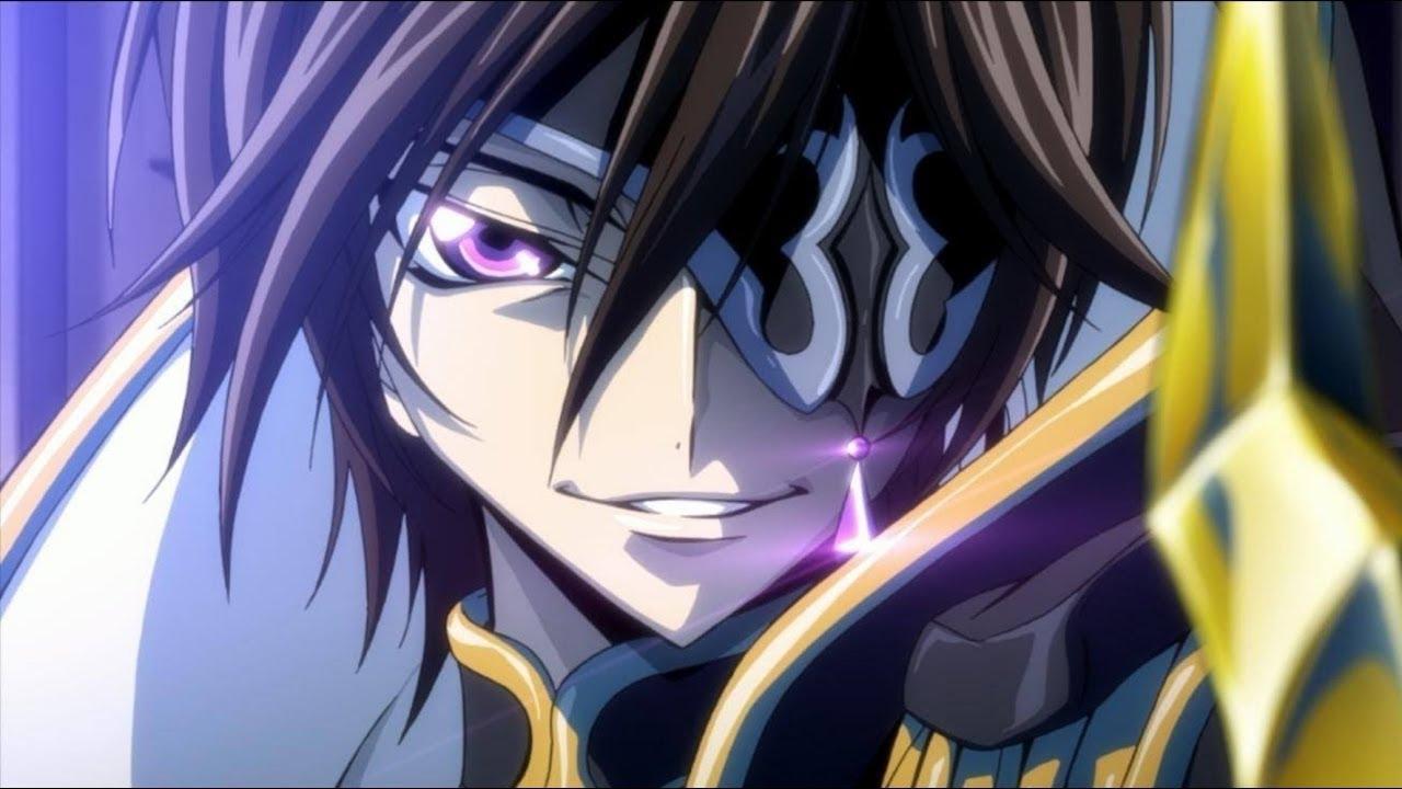 melhores animes - Code Geass
