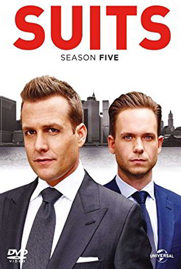 Suits Temporada 5 Completa HD 1080p Latino Dual